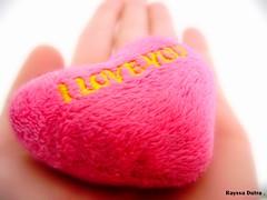 (Rayssa.Dutra) Tags: love cores hearts amor rosa objetos more amarelo faves macros mos fofuras palavras visualized