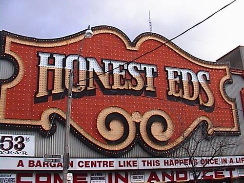 Honest Eds