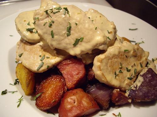 mustardtarragonpork