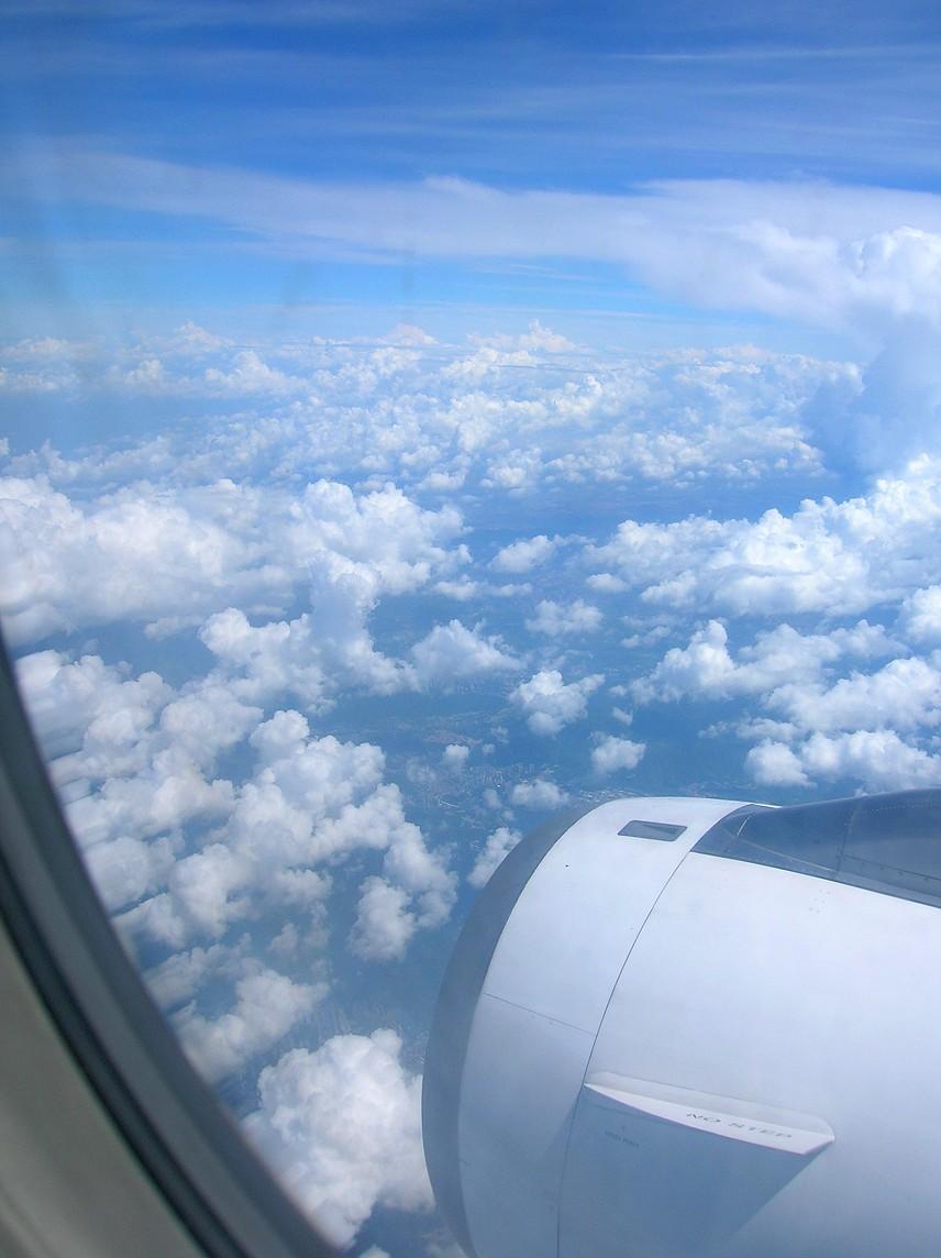 在雲上的瞬間 -7