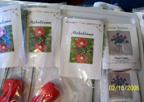 Crochet - Flowers and Bouquet Kits