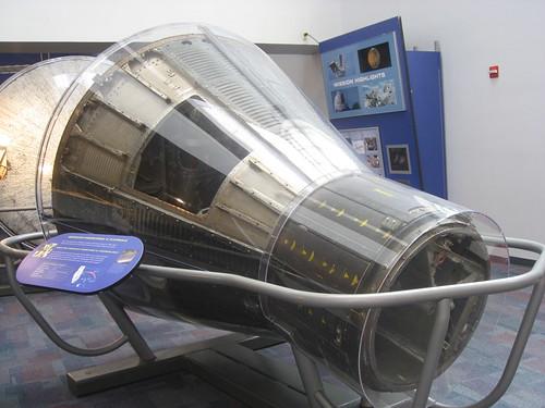 Mercury-Redstone 2 Capsule (1961)