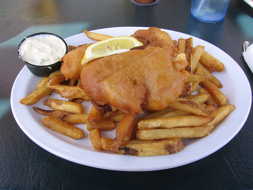 Fish & Chips (of course!)