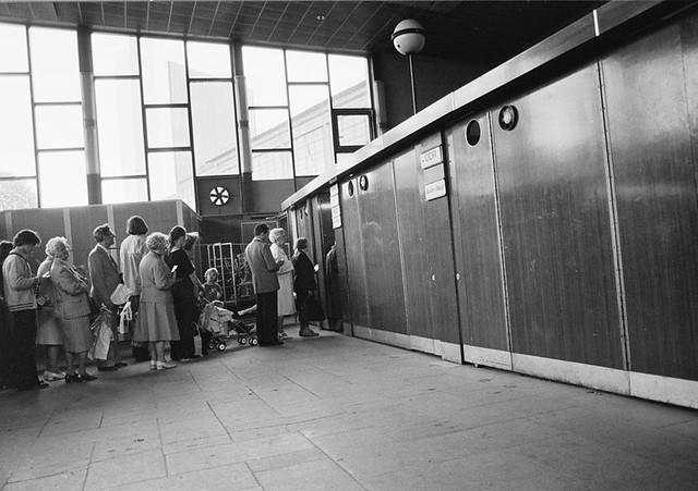 Berlin Friedrichstrasse Checkpoint 1979 1