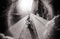 (you are your atman) Tags: wien boy shadow bike xpro lensflare vivitar sensia100 ultrawideslim sweatercuff