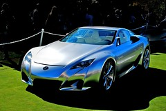 2007 Lexus LF-A Sports car concept color (j.hietter) Tags: sports car concept lfa lexus 2007