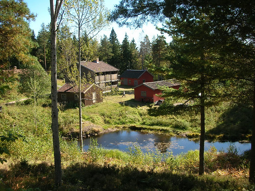 Norwegian Rural Houses #1