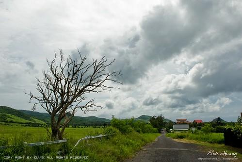 Kenting cloudy sky