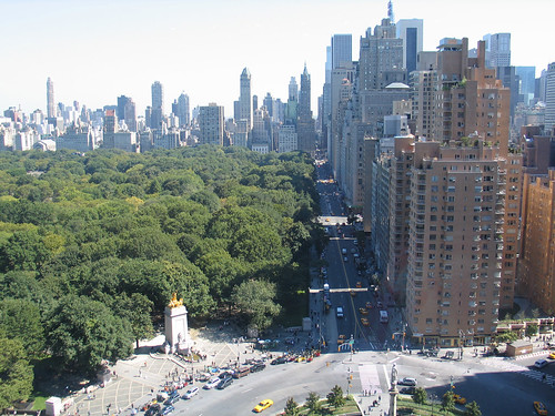 Above Central Park South
