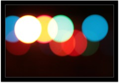 color at night (shuttershrink) Tags: summer abstract colors lights grill iguana intentionalblur notchristmas