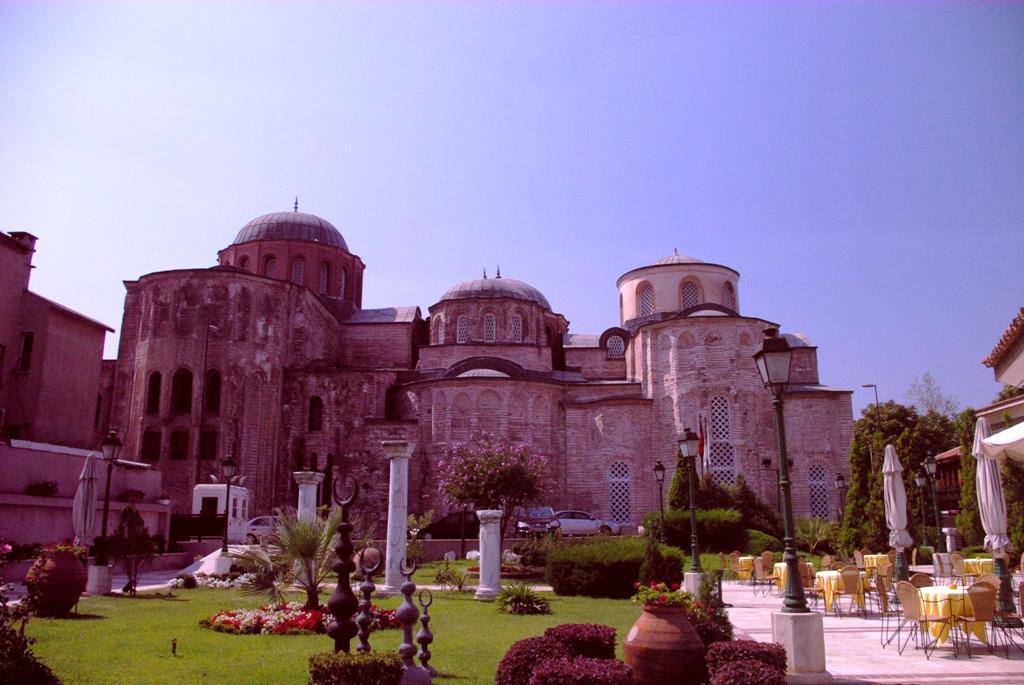 Zeyrek Mosque and Zeyrekhane  Istanbul through my eyes