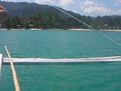 Arriving in Port Barton via ferry boat - Palawan, Philippines (This World Rocks) Tags: trip vacation boat video southeastasia philippines sanyo palawan waterproofcamera portbarton sanyoxacti sanyoxactivpce2 waterproofcamcorder