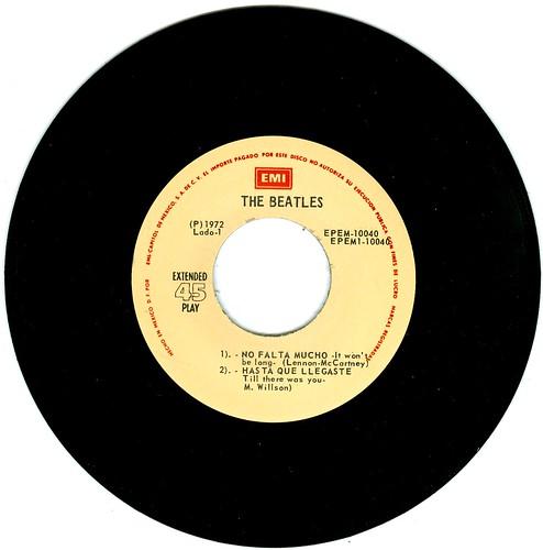 Flickriver Photoset Vinyl Eps Beatles The Mexican
