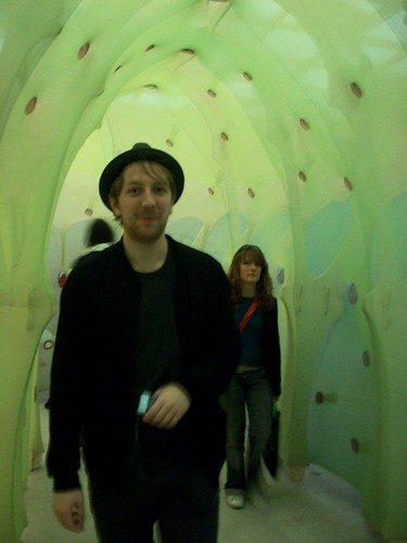 ed in tunnel