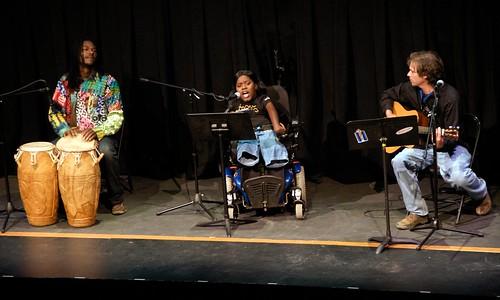 Prudence Mabhena and band