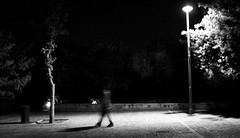 black and white (eliaslar) Tags: night athens greece stroll  attiki