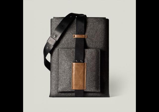 Hard Graft Macbook sleeve 01