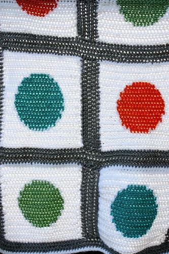Modern Baby Crochet closeup 2