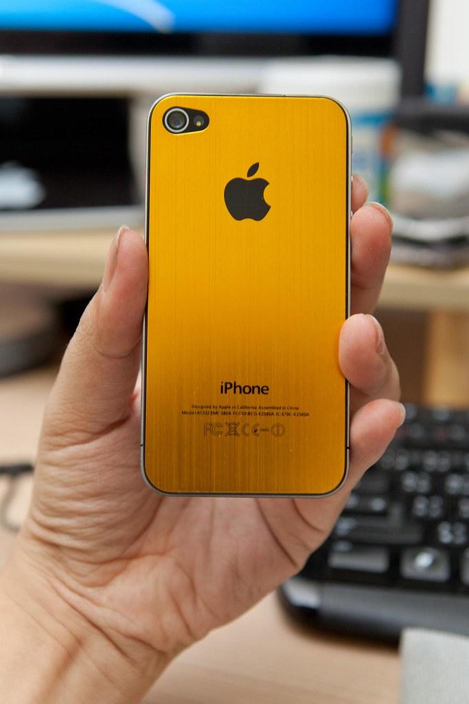 iPhone4 副廠背蓋分享~ 彩色多款超多實拍分享 @3C 達人廖阿輝