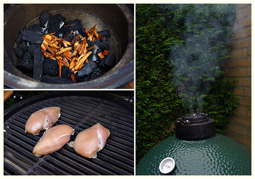 Smoky Chicken Breasts