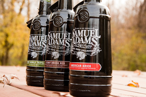 Sam Adams Barrel Room Collection
