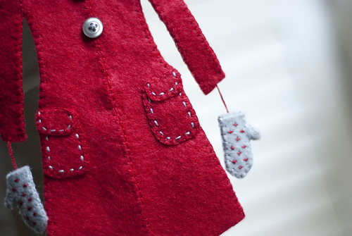 red coat ornament 1