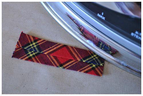 11.03.10 {50s bow headband}