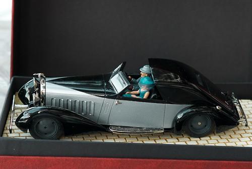 L9770165 - Hispano Suiza J12 Cupé de Fernandez y Darrin, HobbySlot (proto)