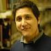 Library staff  member Marco Ruiz