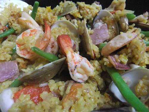 西班牙海鮮燉飯 057