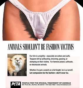 PETA (Fur Trim)