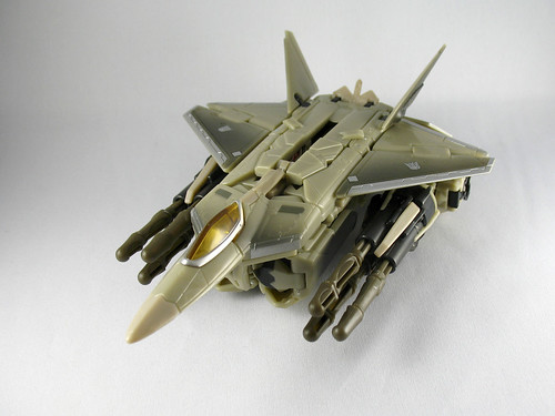 Transformers Movie  Starscream  (alt mode)