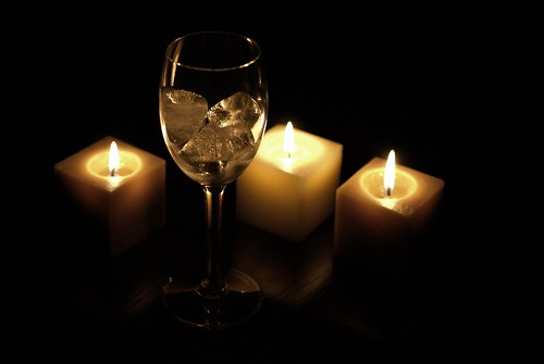 Ice By Candlelight