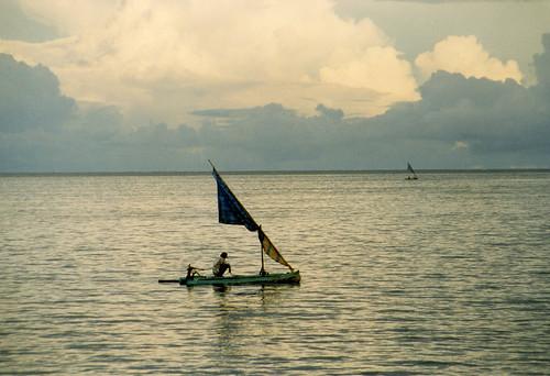 1998 Fishing Boats off Satonda Island