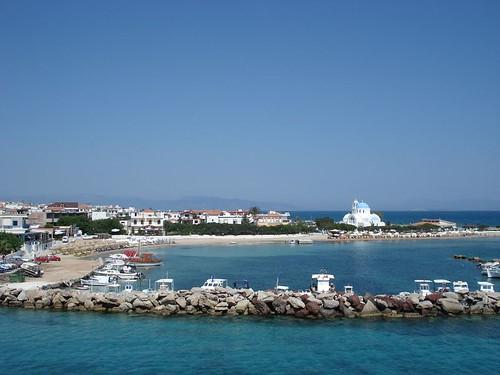 agistri port
