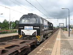 Rurtalbahn G2000 Diesel locomotive Vossloh-MAK (giedje2200loc) Tags: railroad power diesel trains locomotive machines railways railfan freight locomotives intermodal railfanning