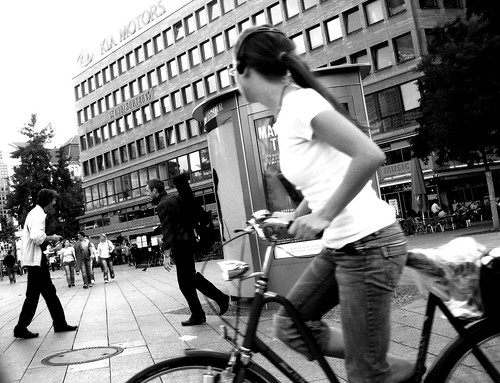 Girls on Bikes - Berlin Interlude