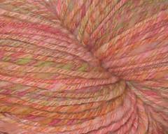 Pap Pap's Roses Handspun Yarn (WW)
