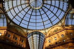 Cupola (paperodigitale) Tags: milano architettura galleria