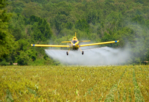 Crop Dusting by Roger Smith, on Flickr