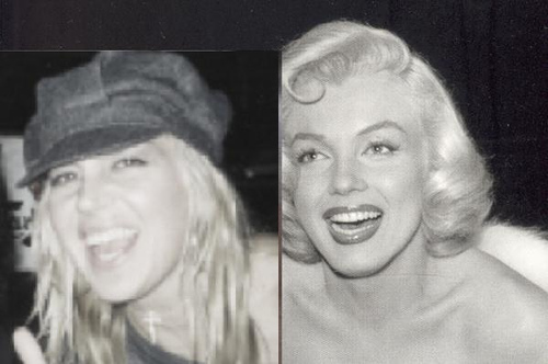 Sherrie remembers having been Marilyn, and this return is indeed verified by