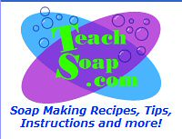 Logo for Teach Soap.com