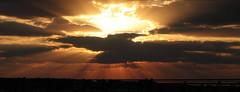 It's All There (I Love Orange) Tags: light sunset sun clouds rays outstandingshots specnature isawyoufirst diamondclassphotographer flickrdiamond