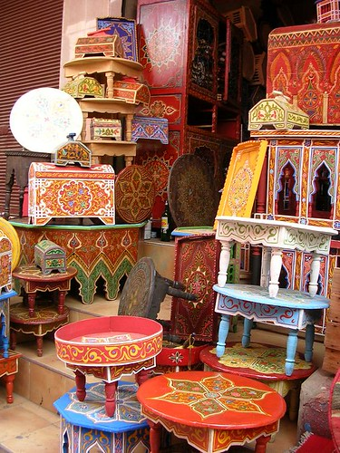 InSpyR365 Moroccan Furniture