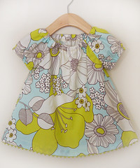 A.Henry Dress (rashida coleman-hale) Tags: baby girl clothing dress fabric badge alexanderhenry