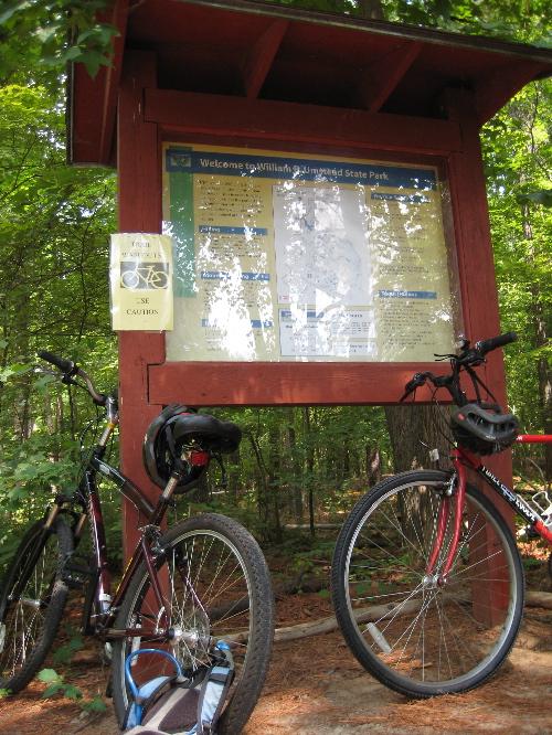 bikeumstead