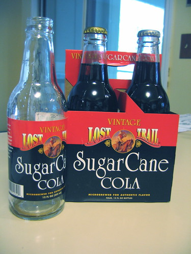 Lost Trail Sugar Cane Cola