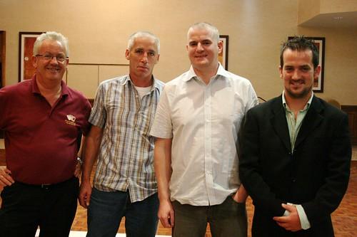 Brendan Kelly & David Smith - 1st