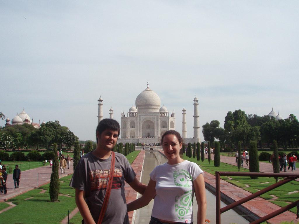 Pau, Vero i el Taj Mahal