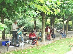 Malgruppe Wilhelma 2007